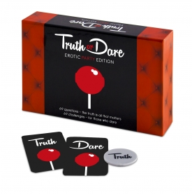 Truth or Dare, erotic party edition